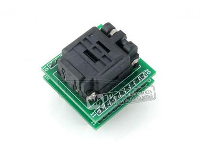 QFN20 TO DIP20, Programmer Adapter