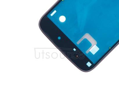 OEM LCD Supporting Frame for Motorola Moto G4 Play Black