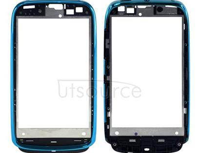 OEM LCD Supporting Frame for Nokia Lumia 610 Cyan