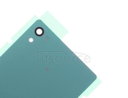 Custom Back Cover for Sony Xperia Z4 Aqua Green