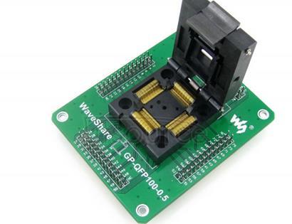 GP-QFP100-0.5, Programmer Adapter