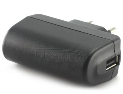 OEM Euro Standard Charger Adapter for Sony Smartphone Black