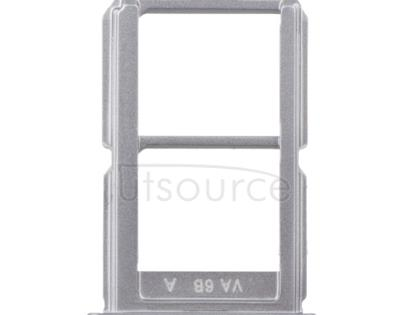 OEM SIM Card Tray for OnePlus 3 Dual Silver