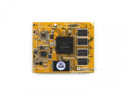 MarsBoard RK3066, mini PC