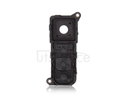 Custom Camera Lens + Power Button + Volume Button for LG G4 Black