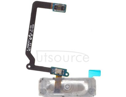 OEM Fingerprint Scanner Flex for Samsung Galaxy S5 mini Charcoal Black