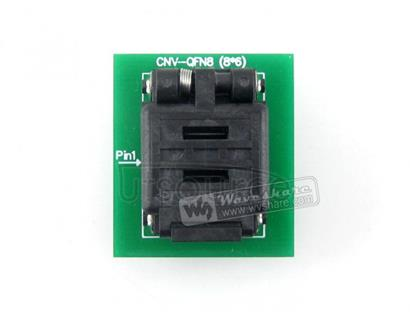 QFN8 TO DIP8 (C), Programmer Adapter