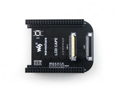 Beaglebone LCD CAPE (4.3inch)