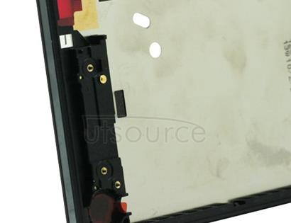 OEM Front Housing for Sony Xperia ZL Black