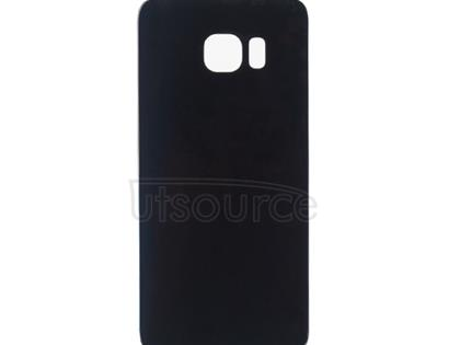 OEM Back Cover for Samsung Galaxy S6 Edge Plus Black Sapphire
