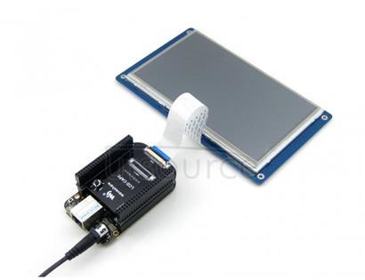 Beaglebone LCD CAPE (7inch)