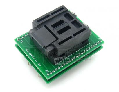 QFP44 TO DIP44 (B), Programmer Adapter