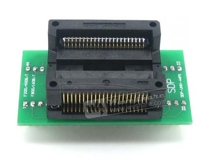 SOP44 TO DIP44, Programmer Adapter