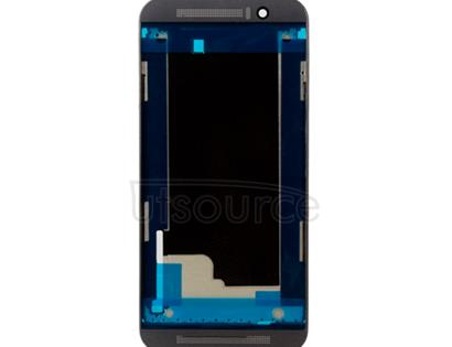 OEM Front Housing for HTC One M9 Gray