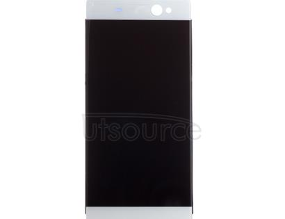 OEM LCD Screen with Digitizer Replacement for Sony Xperia XA Ultra White
