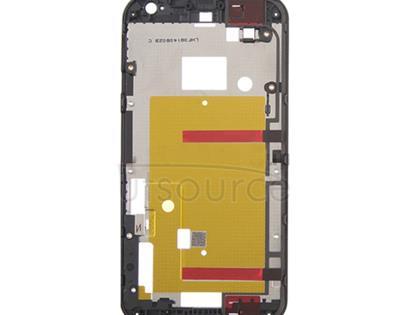 OEM Front Housing for Motorola Moto G2 Black