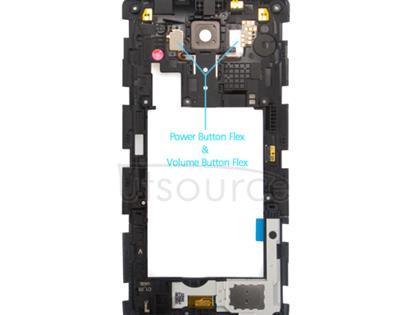 OEM Rear Housing Assembly for LG G4 Gold