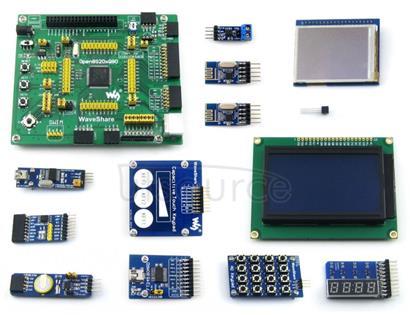 Open8S208Q80 Package B, STM8 Development Board