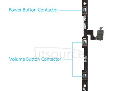 OEM Power Button + Volume Button Flex for Xiaomi Mi 4C