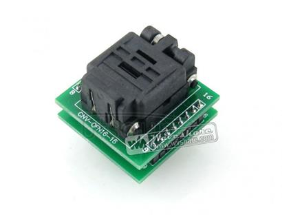 QFN16 TO DIP16, Programmer Adapter