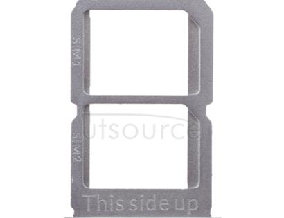 OEM SIM Card Tray for OnePlus 3T Dual Silver