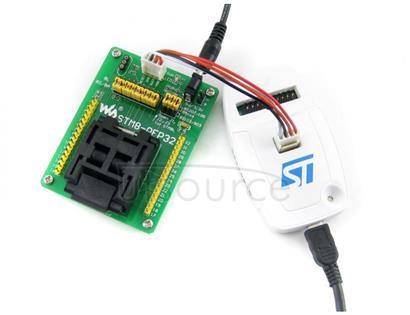 STM8-QFP32, Programmer Adapter