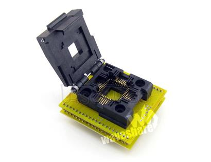 PIC PLCC44 TO DIP40, PIC Adapter