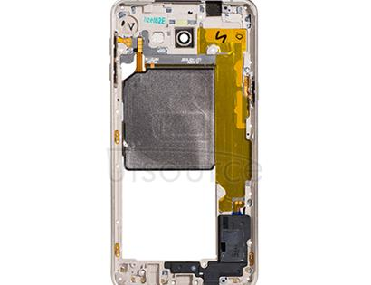 OEM Middle Frame for Samsung Galaxy A9(2016) Gold