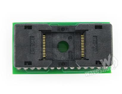 TSOP28 TO DIP28, Programmer Adapter