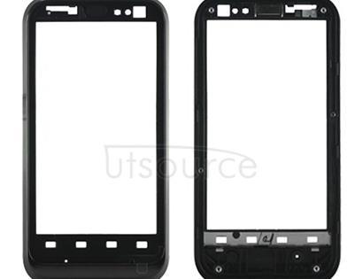 OEM LCD Supporting Frame for Motorola Defy XT Black