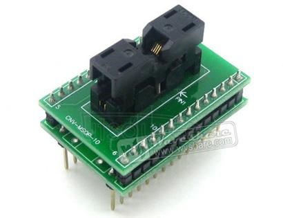 SSOP10 TO DIP10, Programmer Adapter