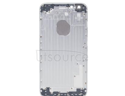 Custom Rear Housing for iPhone 6 Silver