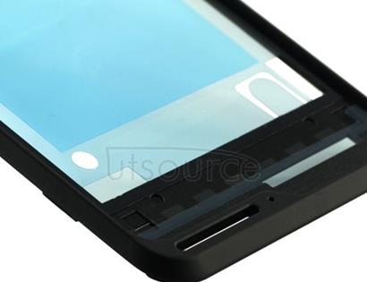 OEM LCD Supporting Frame for Motorola Motoluxe Black