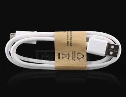 OEM USB Data Cable for Samsung Galaxy S4/S4 Mini White