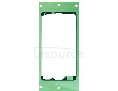 OEM LCD Supporting Frame Sticker for Samsung Galaxy Note 4