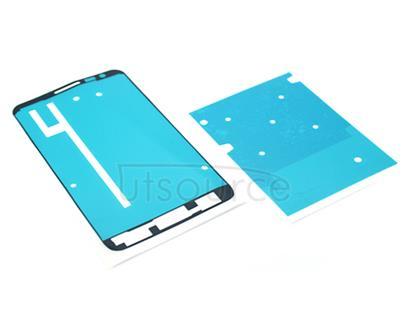 Custom LCD Screen Frame Sticker for Samsung Galaxy Note GT-N7000