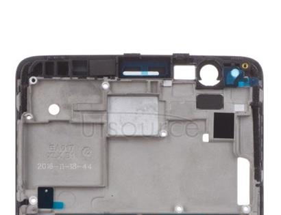 OEM LCD Supporting Frame for OnePlus 3/3T Black