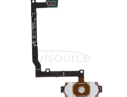 OEM Home Button Flex for Samsung Galaxy A9(2016) Pink