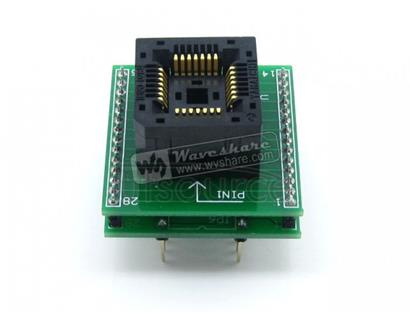 PLCC28 TO DIP28, Programmer Adapter