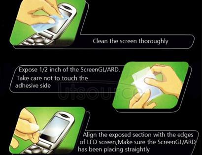 Clear Screen Protector for Samsung Galaxy Note 4