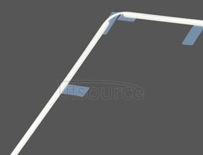 OEM LCD Screen Supporting Frame with Sticker for The New iPad White