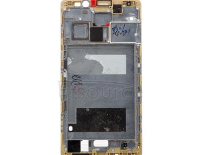 OEM LCD Supporting Frame for Huawei Ascend Mate8 Gold