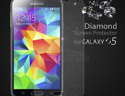 Diamond Screen Protector for Samsung Galaxy S5