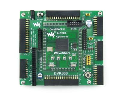 OpenEP4CE10-C Standard, ALTERA Development Board