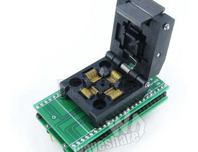 QFP48 TO DIP48, Programmer Adapter