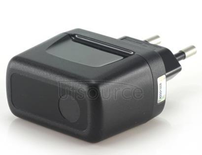 OEM Euro Standard Charger Adapter for Motorola Smartphone Black