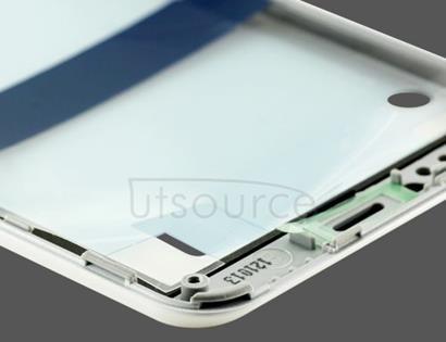 OEM LCD Supporting Frame for Motorola Motoluxe White