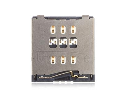 OEM SIM Card Connector for iPhone 6