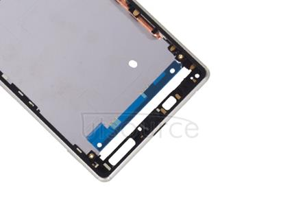 OEM Middle Frame for Sony Xperia Z3+ White