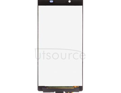 Custom LCD with Digitizer Replacement for Sony Xperia Z4 Black